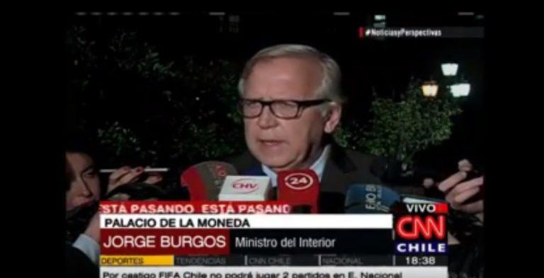 Bachelet declaró como testigo por el caso Caval
