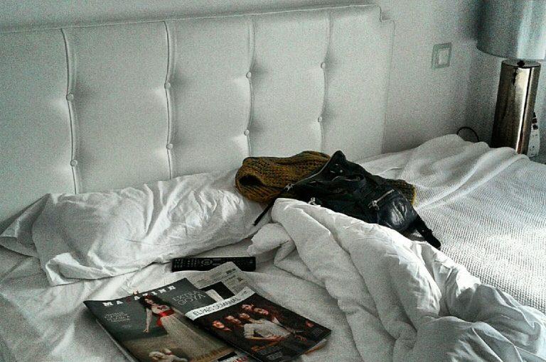 Esto es lo que pasa si no cambias tus sábanas con frecuencia…