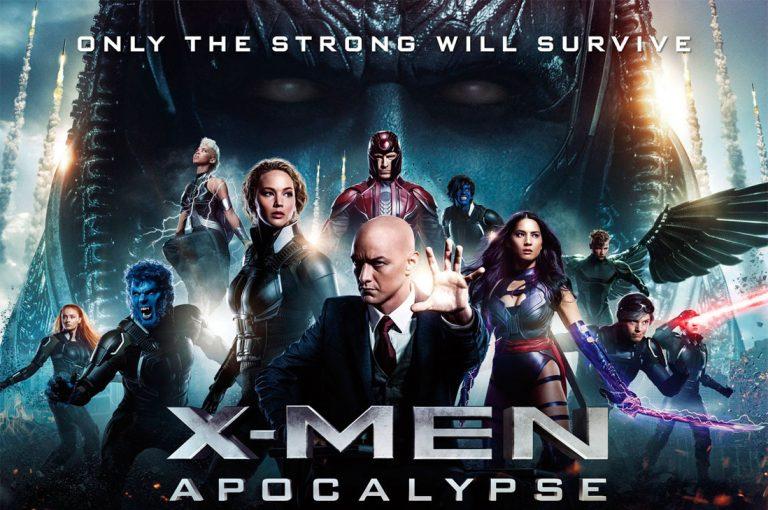 """Cine: """"X-Men Apocalipsis"""""""