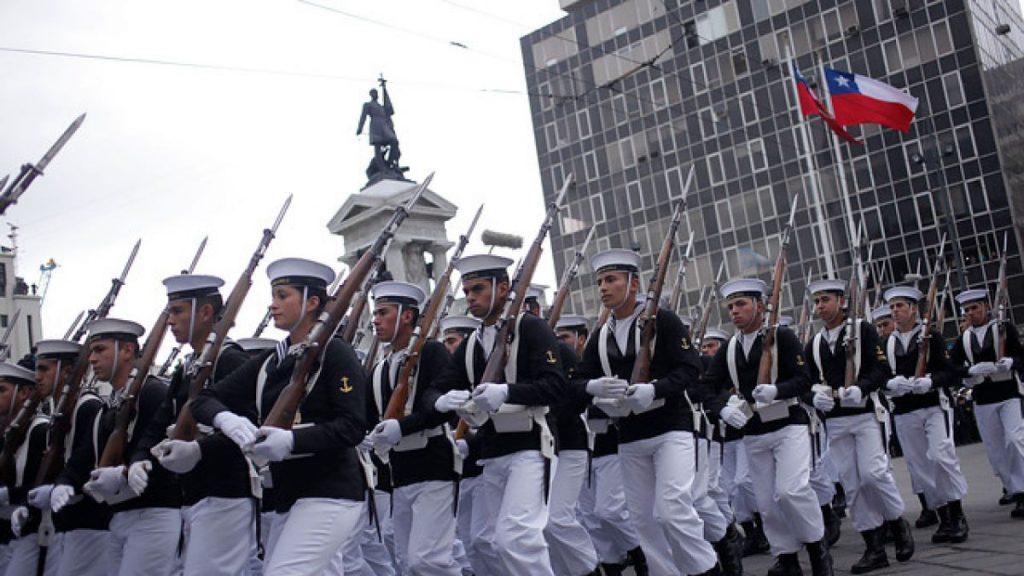 Armada reduce al mínimo actividades del Mes del Mar en Iquique por el Covid-19 y analiza hacer lo mismo en todo el país