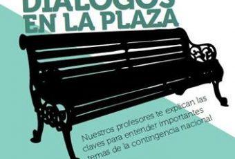 Académicos de la U. de Humanismo Cristiano debatirán con los vecinos en Plaza de Armas