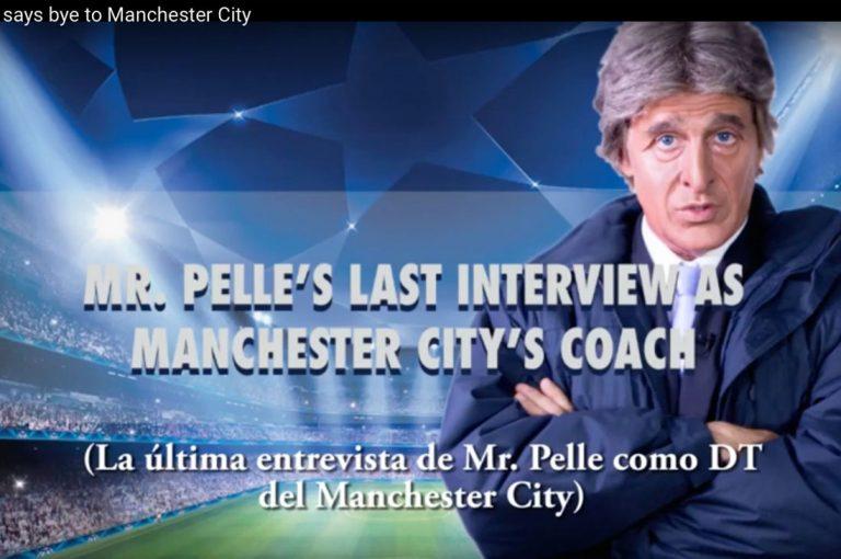¡Kramer la hace de nuevo! Mr.Pelle se despide del Manchester