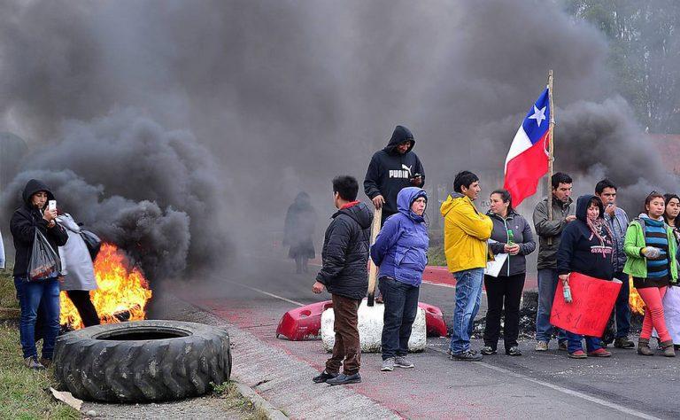 Marea Roja: Chiloé entra a segunda semana de protestas y Gobierno no logra destrabar conflicto