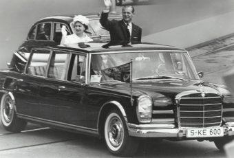 Mercedes de la Reina Isabel sale a la venta