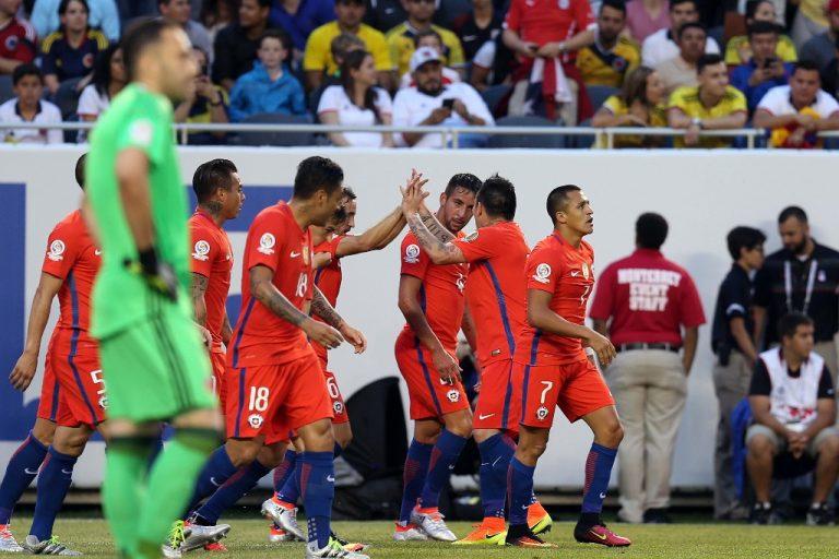 VIDEOS: Todos los goles de Chile en la Copa América Centenario