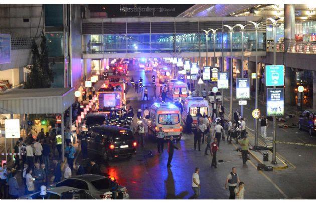 ACTUALIZADO  Atentado en Estambul: 41 muertos y más de 200 heridos en aeropuerto internacional Atatürk