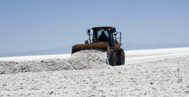 Chile país picapiedra feliz porque producción de Litio se triplicaría para 2022