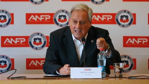 Presidente de la ANFP confirma celebración de la Copa Centenario para este domingo