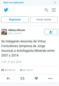 Tweet Rincon