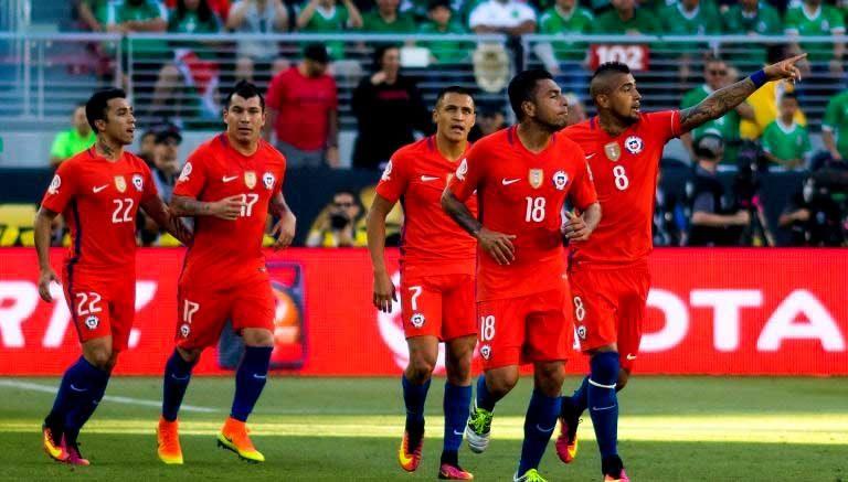 Chile por el sueño americano: Clasificó a semifinales en la Copa América Centenario