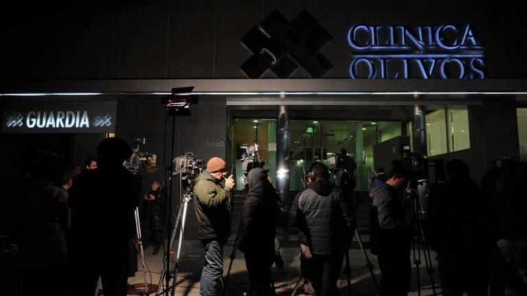 Macri es hospitalizado tras presentar malestar cardiaco….