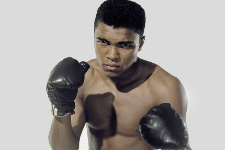 Adiós a un grande del Boxeo: Muhammed Ali