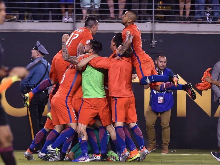 Histórico: La Roja cierra el año en el cuarto puesto del ranking FIFA