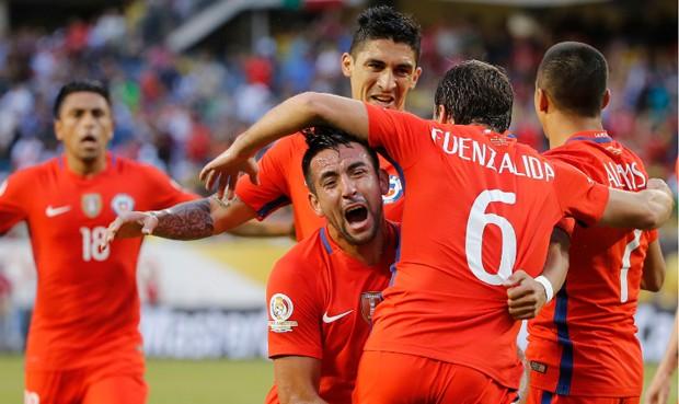 Chile – Argentina, segunda parte y final