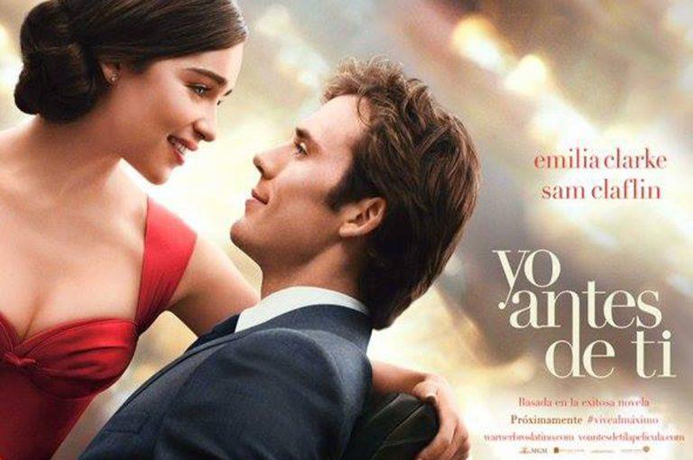 "Estrenos cine:""Yo antes de ti"""