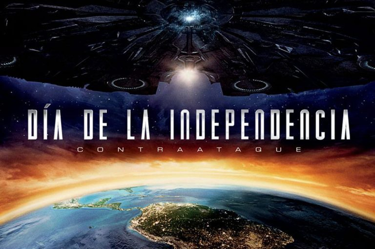 """Cine: """"Día de la Independencia:Contraataque"""""""