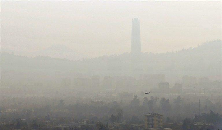 Este domingo 3 se decreta la primera pre emergencia del año en Santiago