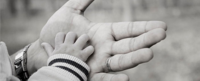 El arte y el desafío de ser papá hoy