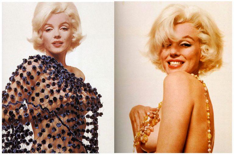 La última sesión fotográfica de Marilyn Monroe será subastada