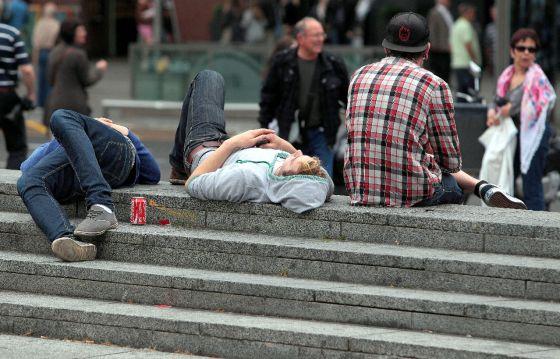Causas y efectos del desempleo juvenil