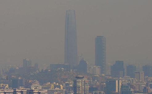 Intendencia declara alerta ambiental este 15 de mayo