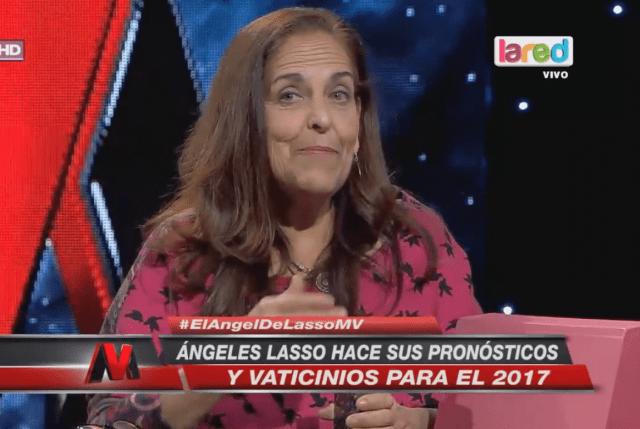 La apocalíptica predicción de Ángeles Lasso para la política chilena