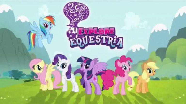 Con nueva serie y más acción llegan los personajes de My Little Pony