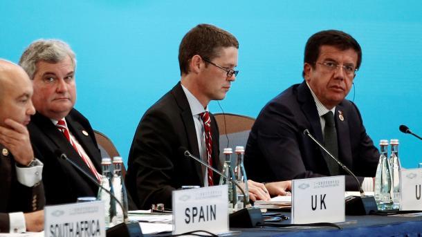 Economías del G20 acuerdan mejorar gobernanza de comercio mundial