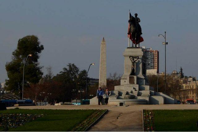 Monumento al General Baquedano: La plaza de las celebraciones que podría terminar