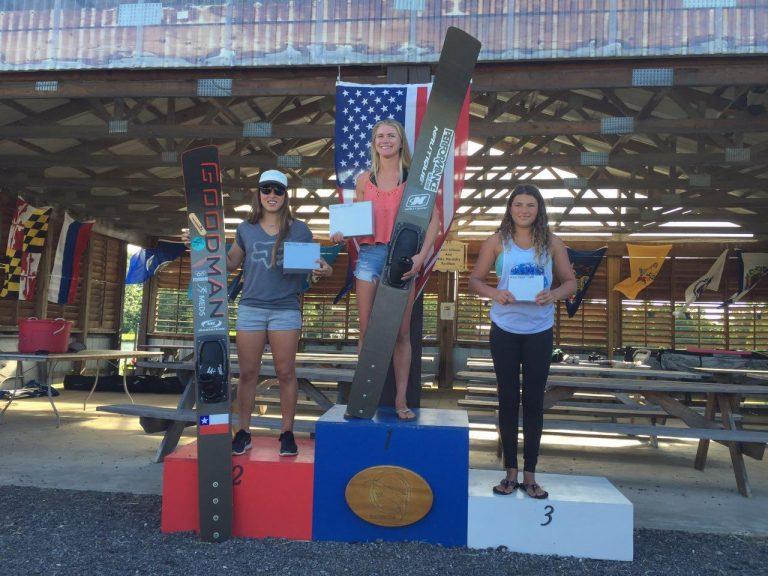 Dos medallas de plata para el deporte chileno en el esquí náutico