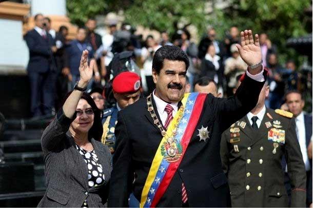 """Presidente Maduro, al ascender a generales y almirantes, pidió """"máxima lealtad"""""""