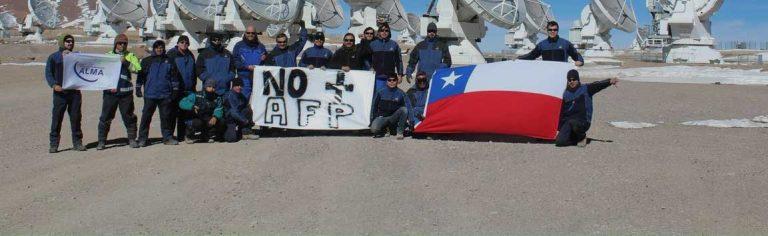 A lo largo de Chile cientos de miles piden #NoMasAFPs y convocan nueva marcha para el 10 de agosto