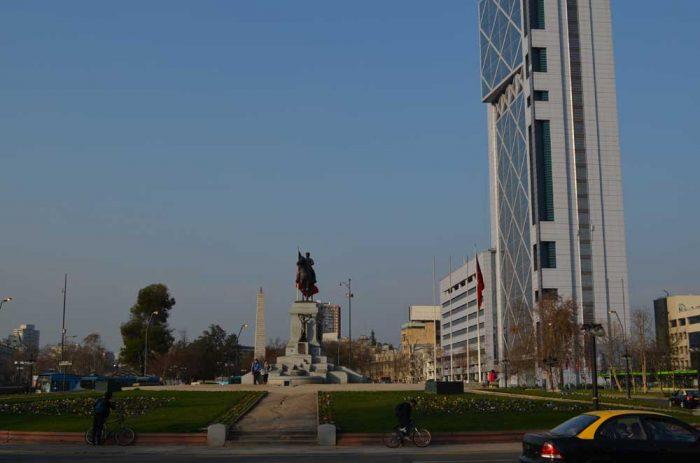 Monumento actual.