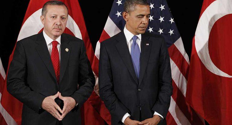Turquía: Erdogan pide a Obama extraditar a líder del movimiento opositor