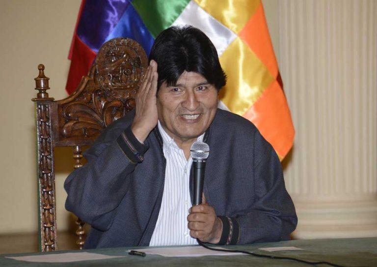 Bolivia dice que no existe cooperación oficial con  Chile