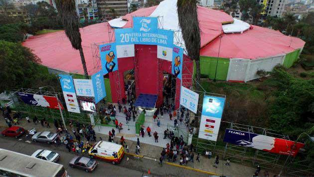 Chile participa en Feria Internacional del Libro de Lima