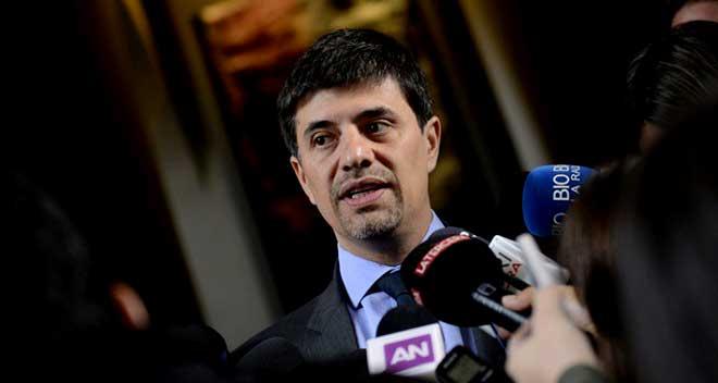 Ministro Vocero de Gobierno, Marcelo Díaz, anunció que el lunes 4 de julio se despachará el proyecto de ley de Calidad y Gratuidad en la Educación Superior.