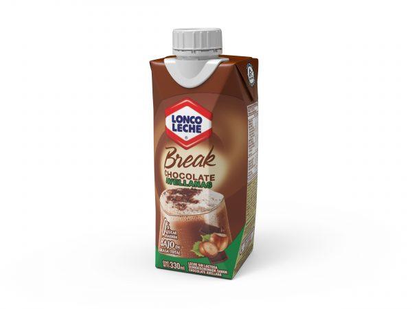 break chocolate avellanas