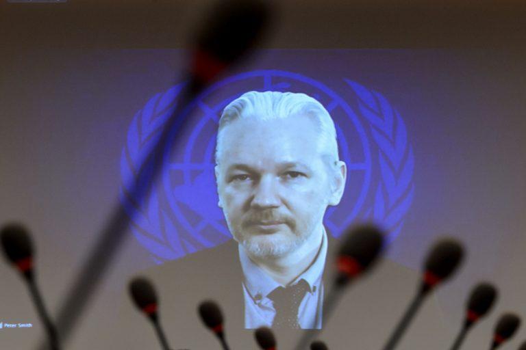 Colegio de Periodistas solicita a Cancillería pronunciamiento en caso Assange