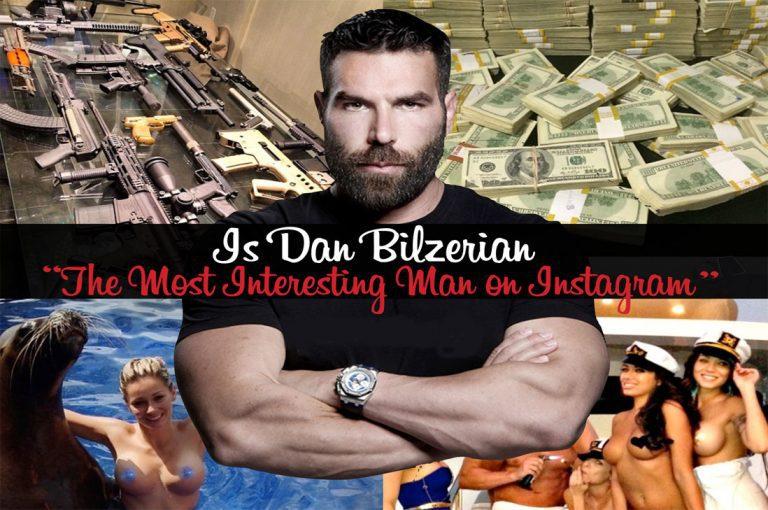 """Dan Bilzerian, el """"Rey de Instagram"""""""