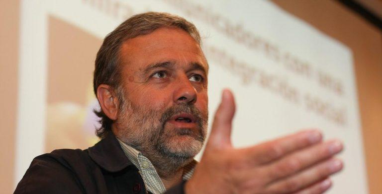 """Benito Baranda: """"Gran parte de los pensionados no podrá vivir dignamente con este sistema"""""""