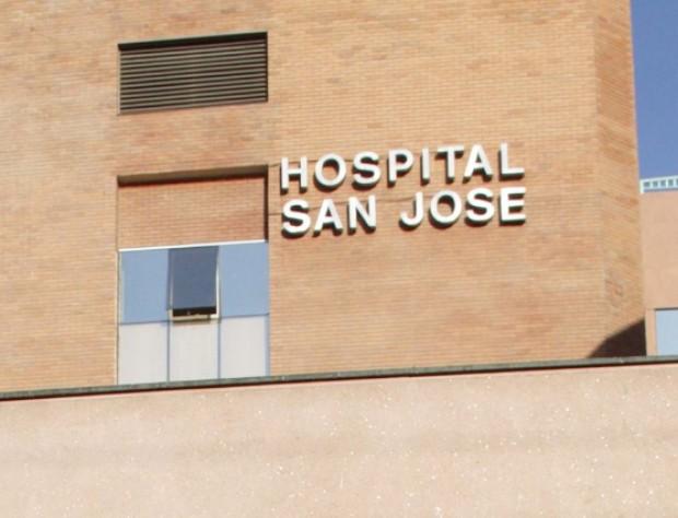 Nueva protesta por crisis del Hospital San José
