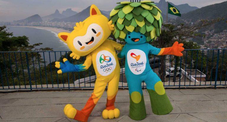 Nuestros deportistas en los JJ.OO. de Río 2016