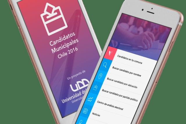 Lanzan app con información de los candidatos a alcaldes y concejales