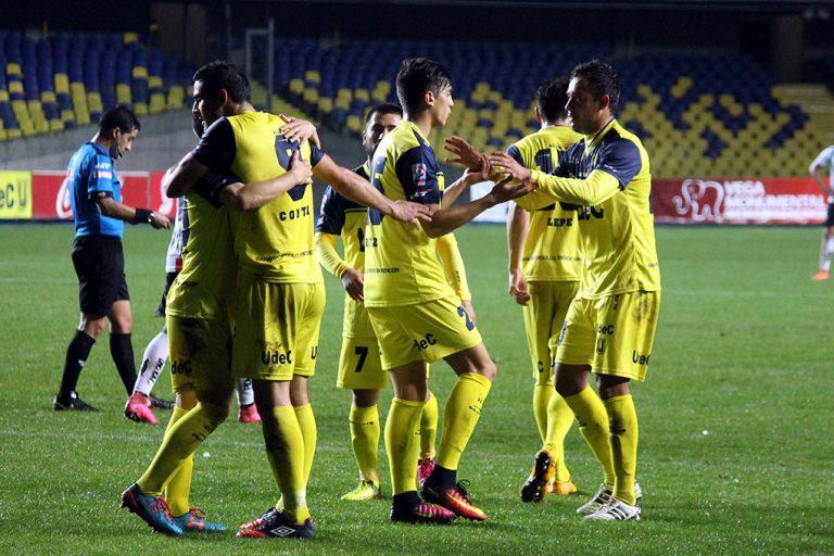 Una victoria y un empate de los equipos nacionales en la Copa Sudamericana