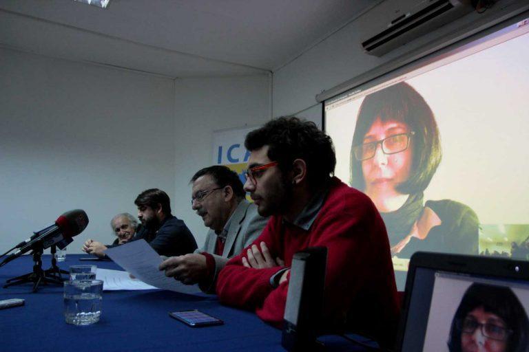 """""""Nuevo Trato"""" en la educación pública demanda ex rectora Pey y otros referentes de la educación"""