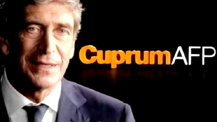 Carta abierta a gerente general de AFP Cuprum