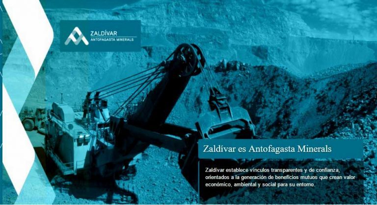 Supervisores de Minera Zaldívar -Grupo Luksic- votan huelga