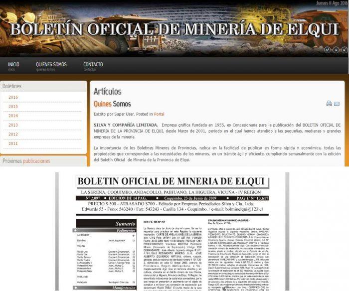 Wboletin-minera