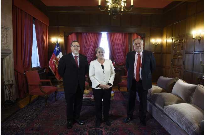 Presidentes del Senado y Diputados piden ampliar propuesta de mejoras a AFP